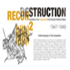 Announcing the awards for the 1st year of the Reconstruction Competition