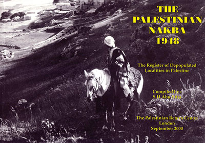 The Palestinian Nakba 1948
